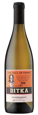 Mike Ditka Chardonnay The Hall Of Famer